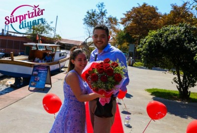 Surprise Marriage Proposal on the Street - 226