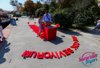 Surprise Marriage Proposal on the Street - 222