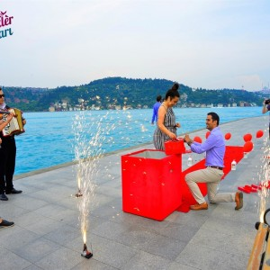 Orchestra in Pursuit Marriage Proposal Package