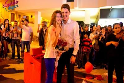 Sürpriz Evlilik Teklifi Organizasyonu - 386