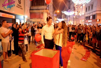 Surprise Marriage Proposal Organization - 381