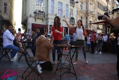 Ankara Drone İle Evlilik Teklifi
