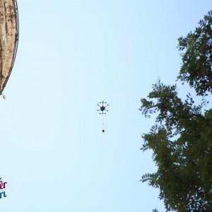 Havadan Çekim ve Drone İle Evlilik Teklifi