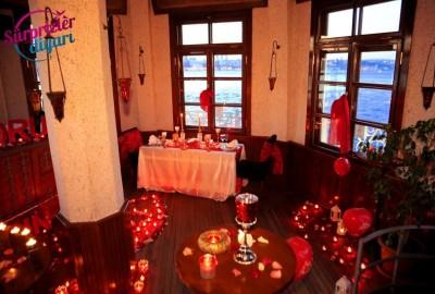 Kız Kulesinde Romantik Evlenme Teklifi - 467