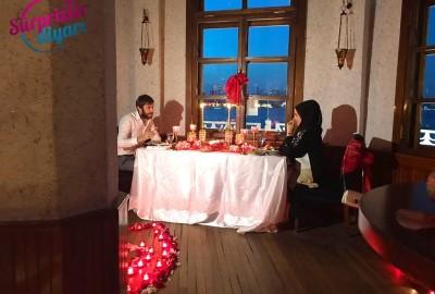 Kız Kulesinde Romantik Evlenme Teklifi - 470