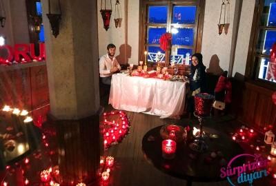 Kız Kulesinde Romantik Evlenme Teklifi - 471