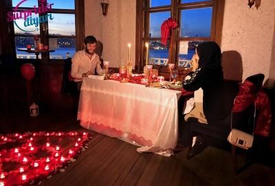 Kız Kulesinde Romantik Evlenme Teklifi - 472