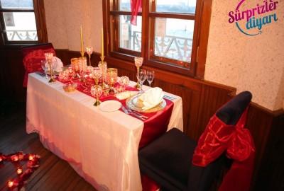 Kız Kulesinde Romantik Evlenme Teklifi - 461