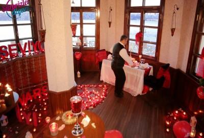Kız Kulesinde Romantik Evlenme Teklifi - 462