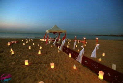 Surprise Marriage Proposal on the Beach - 598