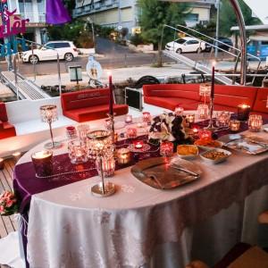 Kız Kulesi'nde Yemek ve Yat Lazerle Evlilik Teklifi / Vip Paket