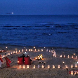 Surprise Marriage Proposal On The Beach Winter Concept VIP Package