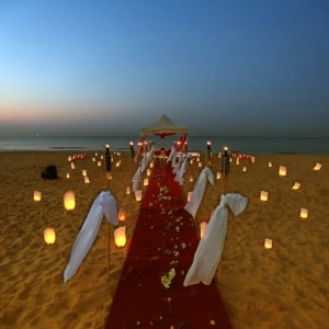 Marriage Proposal On The Beach Eco Package