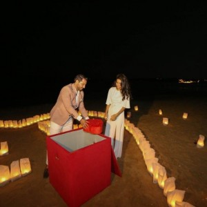 Proposal On The Beach/VIP Package