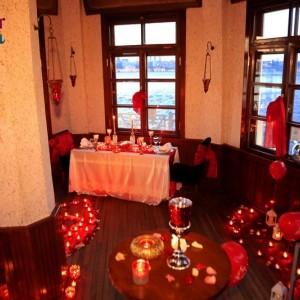 Kız Kulesi Kule Bar Kapama Evlenme Teklifi / Eko Paket