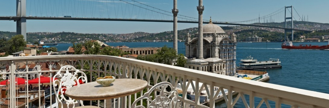 The House Otel'de Evlenme Teklifi / Ortaköy